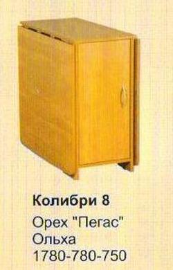 Колибри 8